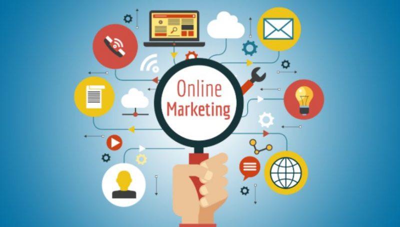 Tiếp thị trực tuyến là gì?