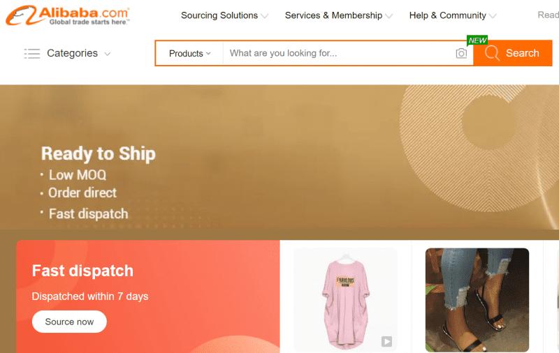 web Alibaba