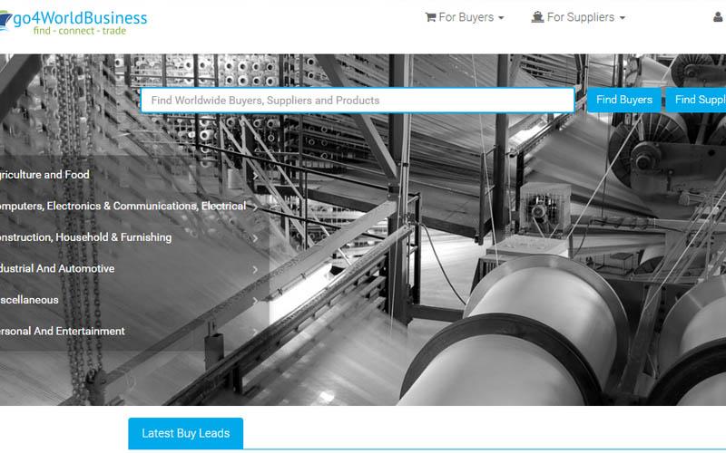 Dịch vụ quản trị Website Go4worldbusiness