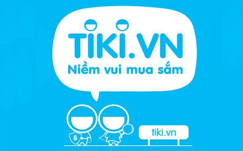 Dịch vụ quản trị Website Tiki