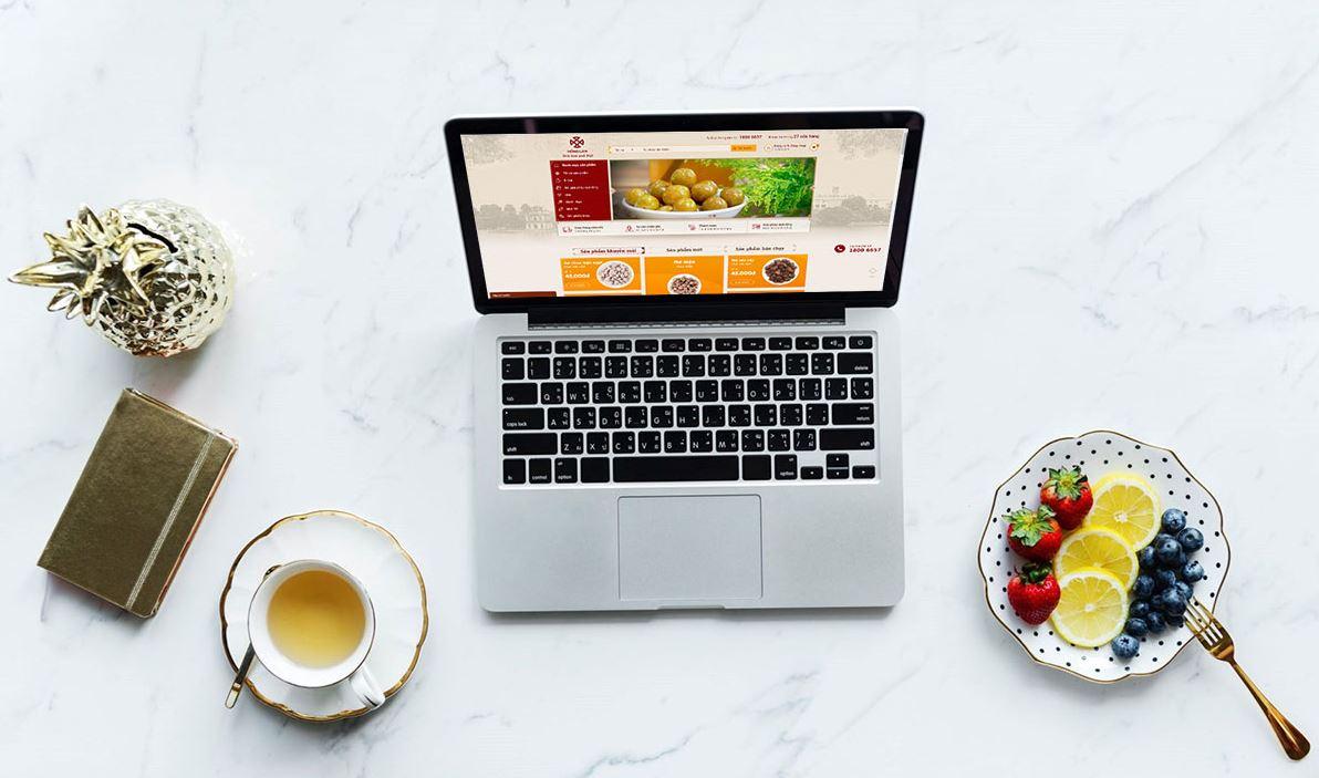 Website thương mại điện tử và lợi ích của nó
