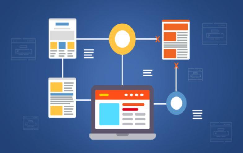 Tại sao các trang web có các trang đơn