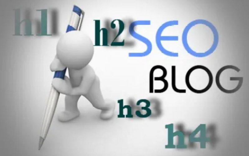 Các tiêu đề được xác định bởi các thẻ HTML đặc biệt